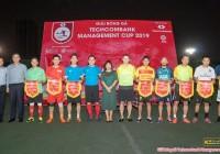 Khởi tranh Giải bóng đá Techcombank ManagementCup 2019