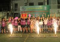 Ỷ Lan Hotel Vô địch Giải bóng đá Từ thiện chia sẻ yêu thương lần 4 năm 2019 - Tranh Cúp Hằng Tín Việt Nam.