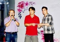 Thi đấu bóng đá ủng hộ  cựu cầu thủ bóng đá Trần Thanh Trường (Vĩnh Long)