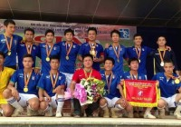 FC Vụ Bản - Cơn lốc đường biên
