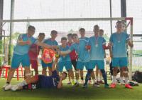 Hạ màn Siêu Cúp Friendship 2020: Bùng nổ tại sân bóng K34