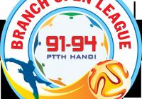 ĐIỀU LỆ GIẢI BÓNG ĐÁ BRANCH OPEN LEAGUE 91-94 HN NĂM 2020