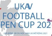 Thể lệ Giải bóng đá Du học sinh UK mở rộng năm 2021