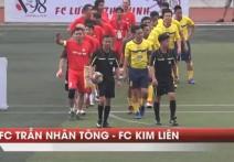 Highlight: TRẦN NHÂN TÔNG - KIM LIÊN | Tranh 3.4 - Serie A3 - Giải bóng đá 95-98 Hà Nội Cup 2018
