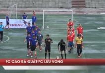Highlight CAO BÁ QUÁT - LƯU VONG | CK - Serie A2- Giải BĐ 95-98 HN Cup 2018