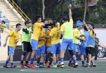 TỔNG HỢP BÀN THẮNG VÒNG TỨ KẾT - Giải bóng đá 95-98 Hà Nội 2018
