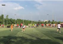 TechcomChampions 2018 Bàn thắng ấn định tỉ số 1 - 0 cho Team 02 Giải Nữ
