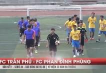 Highlight: TRẦN PHÚ - PHAN ĐÌNH PHÙNG | BK 1 - Serie A4 - Giải bóng đá 95-98 Hà Nội Cup 2018