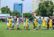 GIẢI LÃO TƯỚNG THỦ ĐÔ LẦN 5 - Highlight Vòng 6: LT Công An Hà Nội vs LT Thành Nam