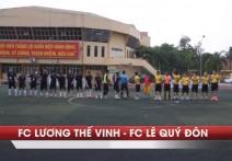Highlight: LƯƠNG THẾ VINH - LÊ QUÝ ĐÔN | Vòng 3.1 - Serie A5- Giải BĐ 95-98 HN Cup 2018