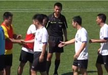 Highlight:  H1 FC vs   LQ 30 +/- 1 | Giải bóng đá Cựu sinh viên Đại học Thương Mại lần thứ 2   2018
