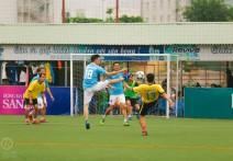 Highlight LT Công an HN 3-2 LT Khương Đình Giải bóng đá Lão tướng Thủ đô Dilmah League 2018