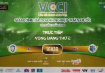 Highlight: EOC - HBG | V2 - Giải BĐ Doanh Nghiệp Toàn Quốc VCCI - Lần 3 Năm 2018