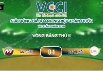 Highlight: MV CORP - ICC HN | V2 - Giải BĐ Doanh Nghiệp Toàn Quốc VCCI - Lần 3 Năm 2018