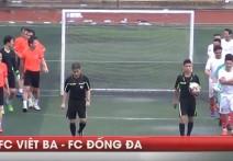 Highlight: VIỆT BA - ĐỐNG ĐA | Hạng 3 - Serie A1- Giải BĐ 95-98 HN Cup 2018