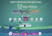 HIGHLIGHT: KINH BẮC - VDN | Vòng 3 - Giải bóng đá HaLi Open Cup 2018