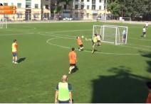 Highlight K37 - 42 vs K27 - 28 Giải bóng đá cựu SV ĐH Thương mại lần 2 - 2018