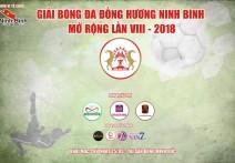 Toàn cảnh Lễ Khai mạc Giải bóng đá đồng hương Ninh Bình mở rộng lần 8- 2018