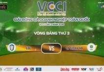 Highlight: EOC - LUCKY THANH HÀ | V3 - Giải BĐ Doanh Nghiệp Toàn Quốc VCCI - Lần 3 Năm 2018