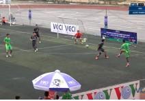 Highlight: HBG - LUCKY THANH HÀ | V1 - Giải Bóng Đá Doanh Nghiệp Toàn Quốc VCCI - Lần 3 Năm 2018