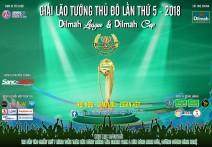 VOV đưa tin Giải Lão tướng Thủ đô lần thứ 5 - Dilmah League & Dilmah Cup 2018