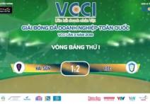Highlight: HẢI SƠN -vs- EOC | BÁN KẾT 2 | Giải bóng đá Doanh Nghiệp Toàn Quốc VCCI lần 3 năm 2018