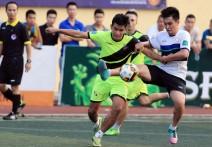 Clip: Nguyễn Trãi 4-1 Thành Đồng (Vòng 11 HPL-S5)