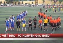 Highlight: VIỆT ĐỨC - NGUYỄN GIA THIỀU | Chung kết - Serie B- Giải BĐ 95-98 HN Cup 2018