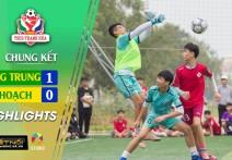 Highlights : QUANG TRUNG -vs- AN HOẠCH | Chung Kết - THCS TP. Thanh Hóa - Cup TH Sport 2020.