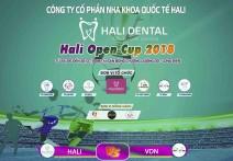 [ Highlight ] NHA KHOA QUỐC TẾ HALI - NHA KHOA VDN | Vòng 2 - Giải bóng đá HaLi Open Cup 2018