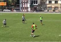 Highlight: K37-42 vs LQ30+/-1 | Giải bóng đá Cựu sinh viên Đại học Thương Mại lần thứ 2 - 2018