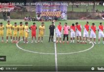 [ HIGHLIGHT ] FC PLUS - FC KHOAI | Vòng 3 - Giải bóng đá mùa đông Sân Tiến Anh - Lần 1