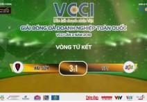 Highlight: HẢI SƠN - FPT | Tứ Kết - Giải BĐ Doanh Nghiệp Toàn Quốc VCCI - Lần 3 Năm 2018