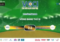 Highlight: VCCI - TẬP ĐOÀN MƯỜNG THANH | V3 - Giải BĐ Doanh Nghiệp Toàn Quốc VCCI - Lần 3 Năm 2018