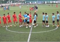 Highlight: Giao Hữu: FC MẬU NGỌ VN - FC ANH EM (Bắc Ninh)