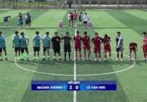 Highlights : QUẢNG XƯƠNG 1 - LÊ VĂN HƯU | Vòng 1 - Giải bóng THPT Thanh Hóa 2020