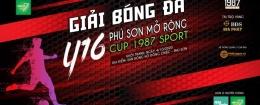 Giải Bong ĐÁ U16 Phú Sơn Mở Rộng - CUP 1987 Sport