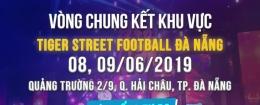 TIGER STREET FOOTBALL 2019
