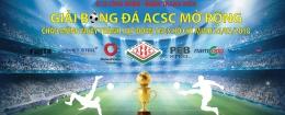 Giải bóng đá ACSC mở rộng 2018
