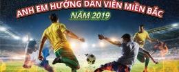 Giải anh em HDV Miền Bắc 2019