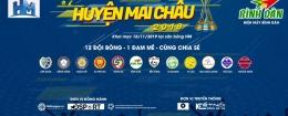 Giải Vô địch Sân 7 Các CLB Huyện Mai Châu