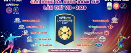 Giải Bóng Đá Phong Trào Auto-Bank CUP Lần VII 2020