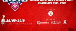 Techcombank Sales and Distribution Champion Cup 2019