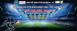 Cúp Hà Nội 94-97 Năm 2019