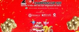 Techcombank Champions Cup 2019 - Miền Bắc I Men