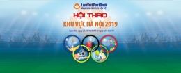 Bóng đá Nam - Hội thao LienVietPostBank Khu vực Hà Nội 2019