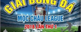 Mộc Châu League 2018 lần 1