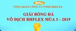 GIẢI VÔ ĐỊNH BÓNG ĐÁ BHFLEX - S3