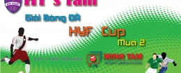 HYF Minh Tâm CCTV Cúp Mùa 2