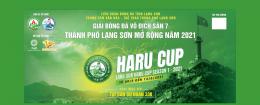Giải bóng đá VĐS7 TP Lạng Sơn mở rộng năm 2021 - Tranh Cup HARU